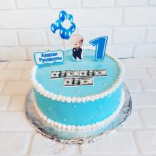 Торт на годик босс