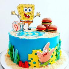Торт сыну на 10 лет
