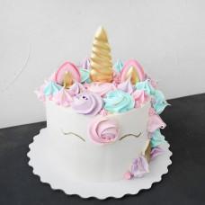 Торт на 2 года единорог