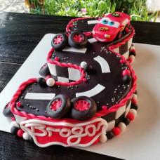 Торт Маквин 3 года