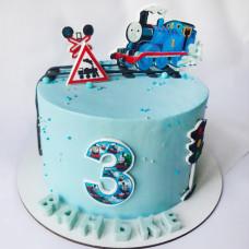 Торт сыну на 3 года