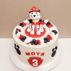 Торт на день рождения девочке 3 года