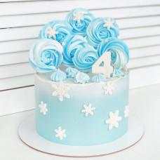 Торт на ДР мальчику 4 года