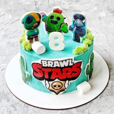 Торт для мальчика 8 лет