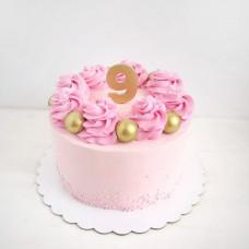 Торт для девочки 9 лет