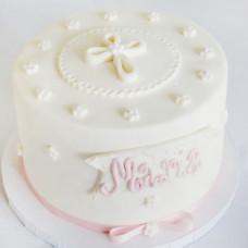 Торт на день крещения