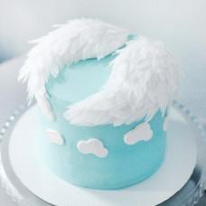 Торт крылья ангела