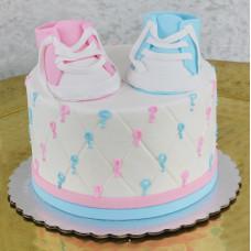 Торт «Кто у вас родится»