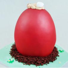 Необычный торт на рождение ребенка