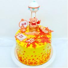 Торт для новорожденного