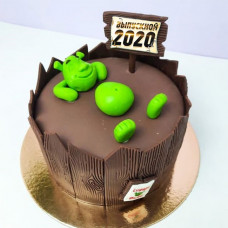 Торт для выпускника садика