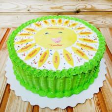 Торт на выпускной в дет сад