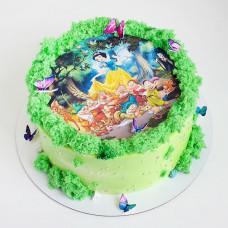 Торт для выпускницы садика