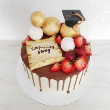 Торт на выпускной в Лицей