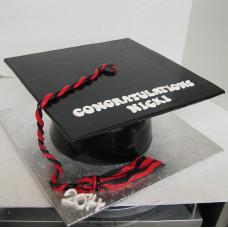 Торт на выпускной в Техникум