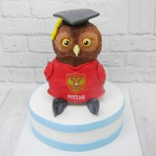 Торт на выпускной в Колледж