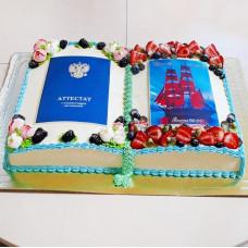 Торт на выпускной 2021