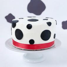 Торт Пятна далматинов