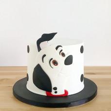 Торт Bolo 101 далматинец