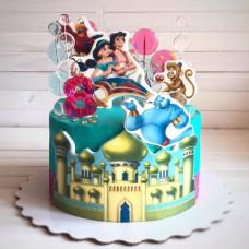 Торт Дворец Алладина