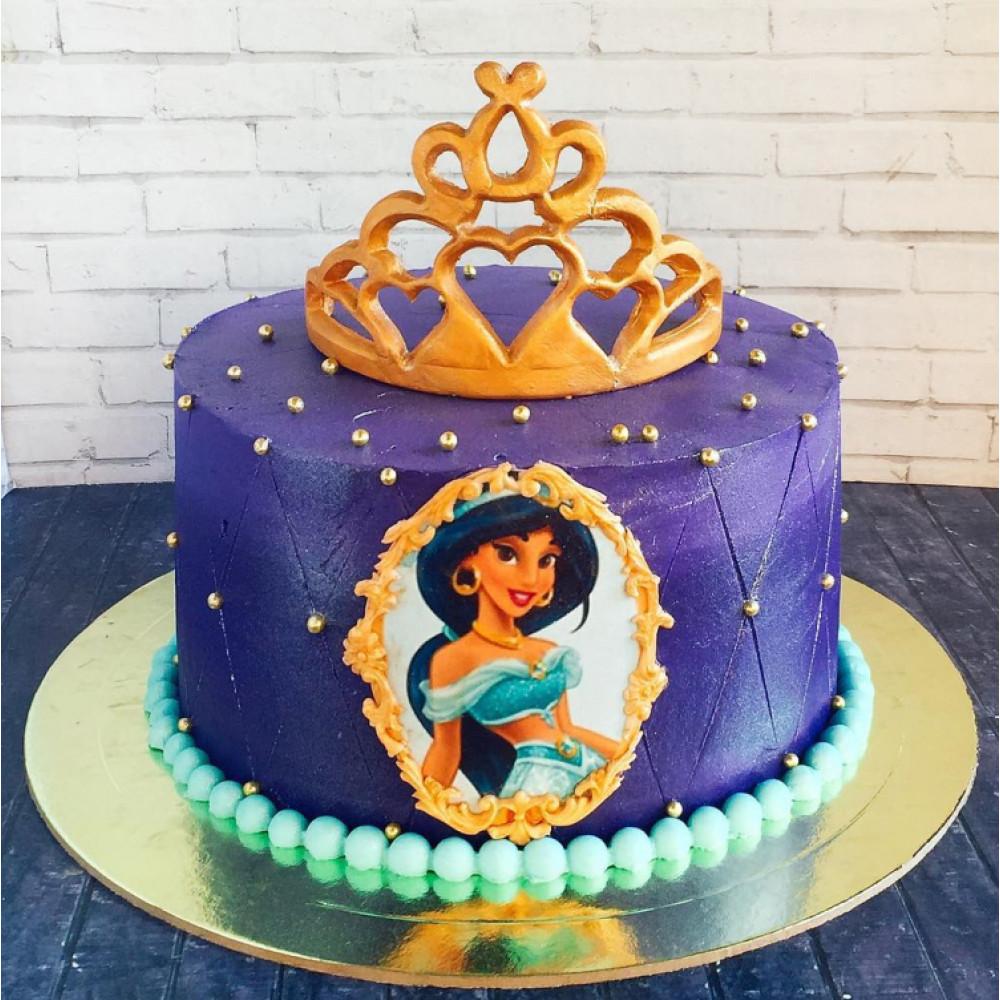 Торт с Жасмин