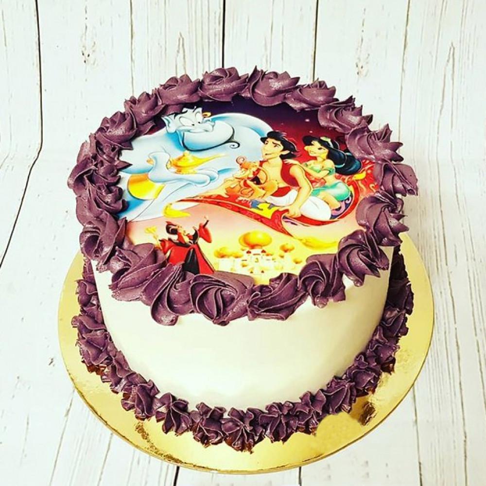 Торт Джинн