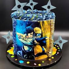 Торт на тему Аниме