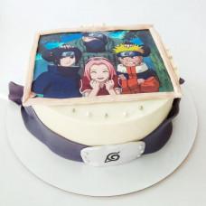 Торт Аниме подростку