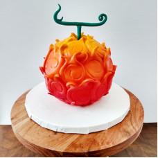 Торт Аниме Дьявольские плоды