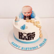 Кремовый торт Босс молокосос