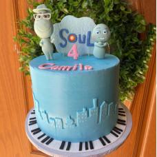 Торт Душа на 4 годика