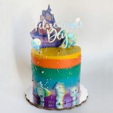 Торт Душа на день рождения