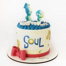 Музыкальный торт Душа