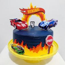 Кремовый торт Хот Вилс