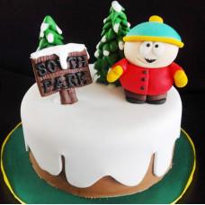 Торт South Park парню