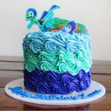Кремовый торт Лука