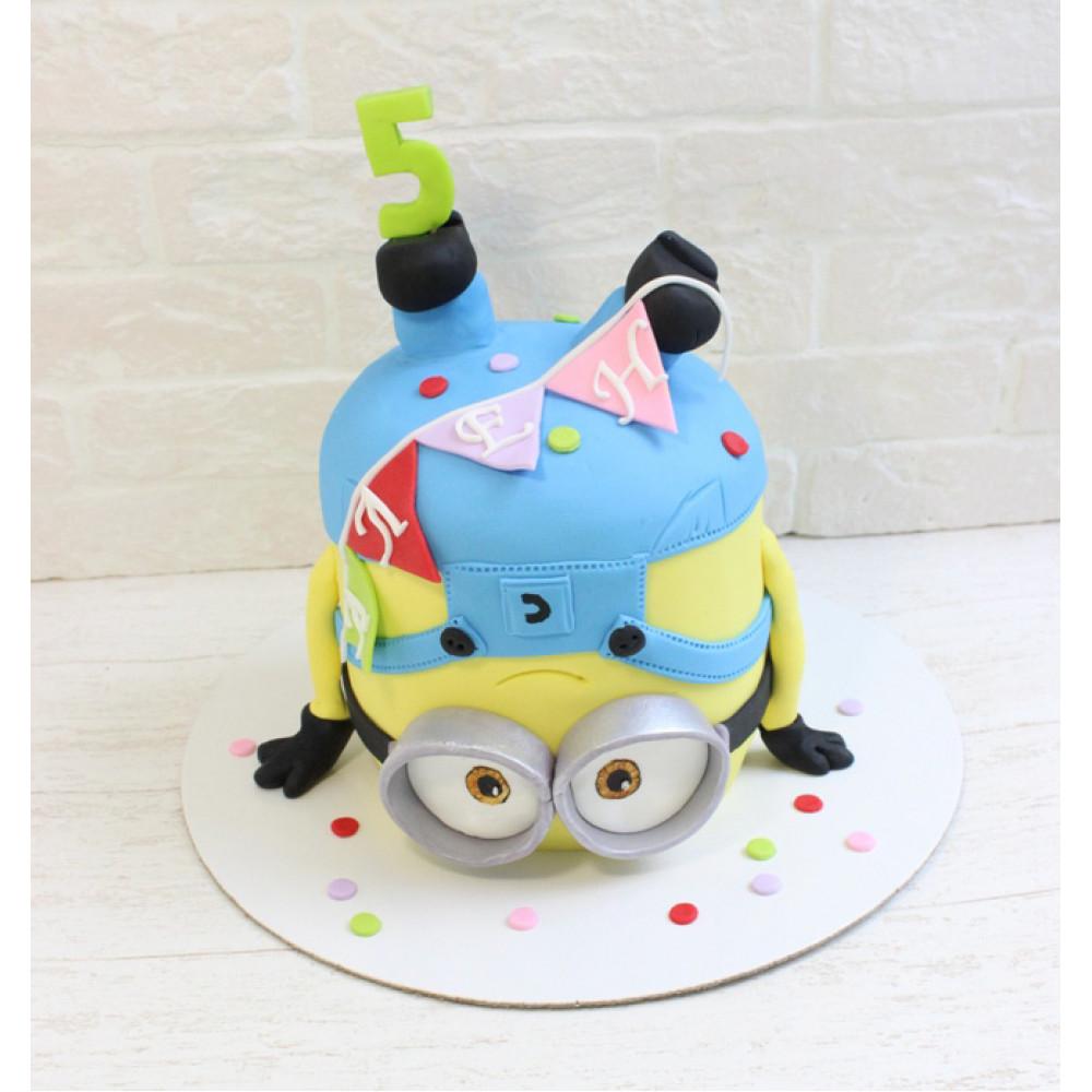 Торт Миньон на 5 лет