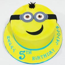 Торт Миньон для мальчика 5 лет