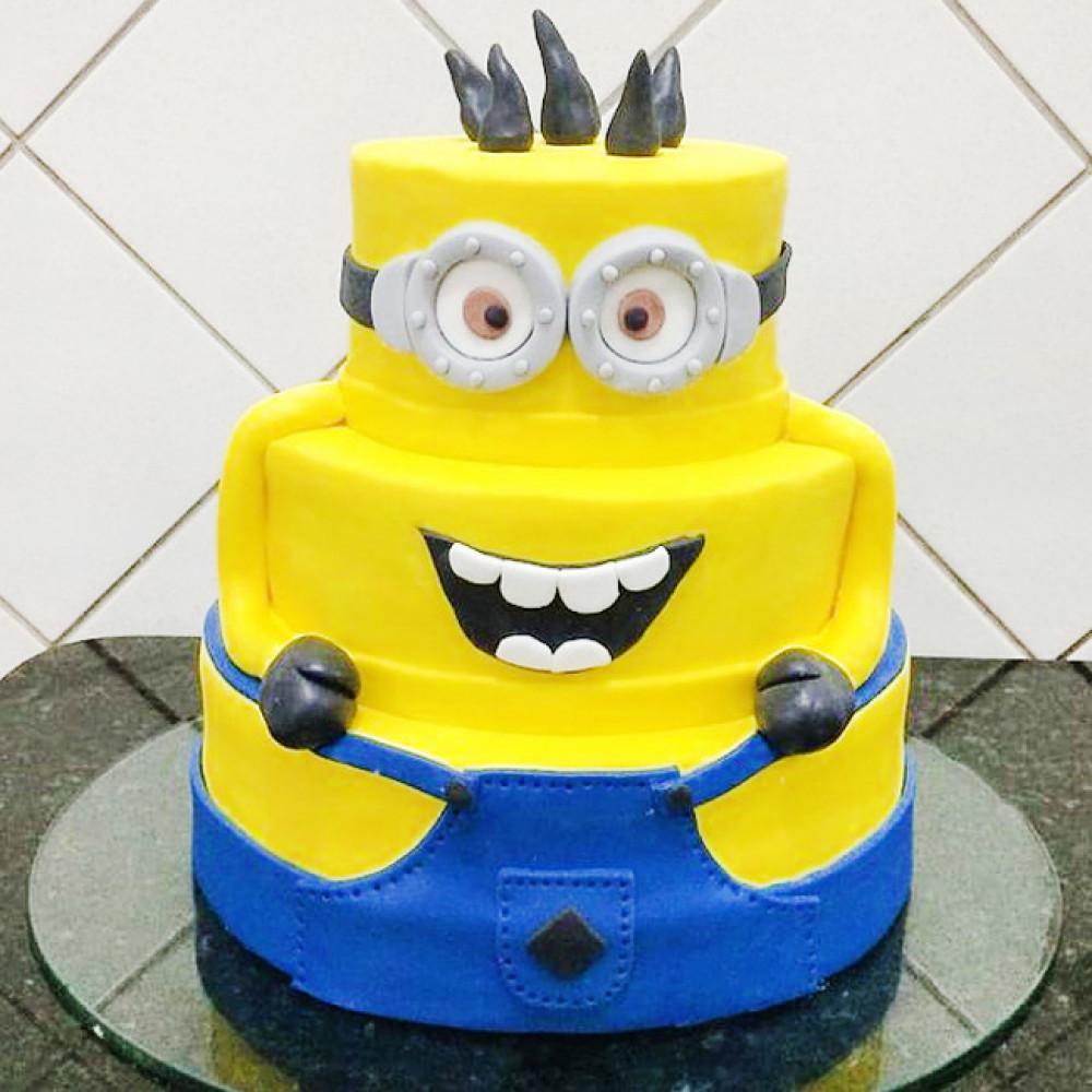 Большой торт Миньон