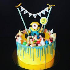 Кремовый торт Миньон