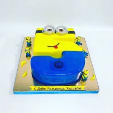 Торт Миньон цифра 5