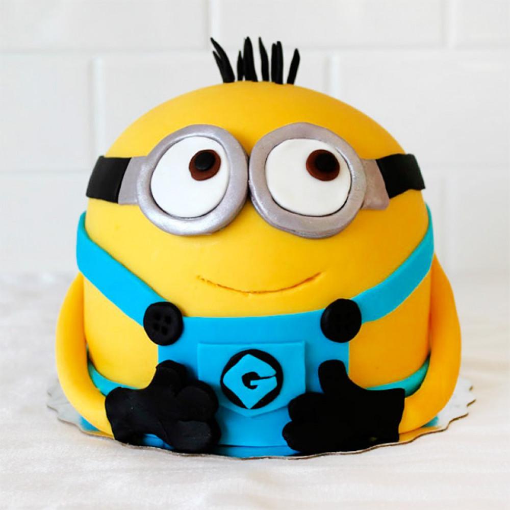 Торт Миньон 3D