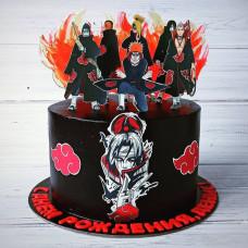Торт для мальчика Наруто