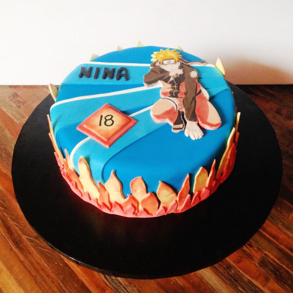 Торт Аниме Наруто