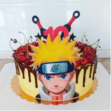 Торт Naruto на ДР