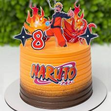 Торт Наруто и Курама