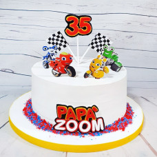 Торт Рикки Зум на день рождения