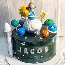 Космический торт Астробой
