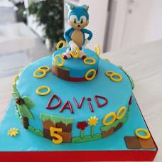 Детский торт без глютена