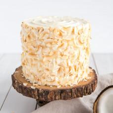 Кокосовый торт без глютена
